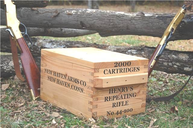 Cartridge crate